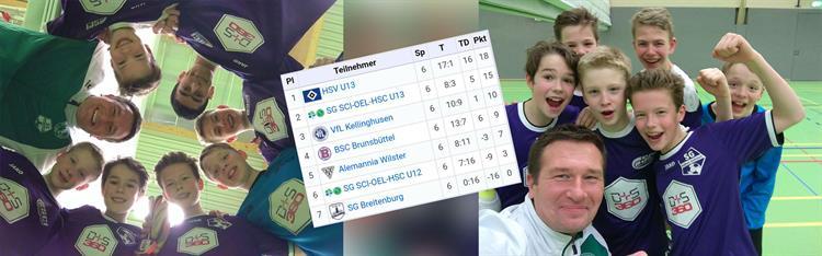 HSV dominiert D+S-Cup