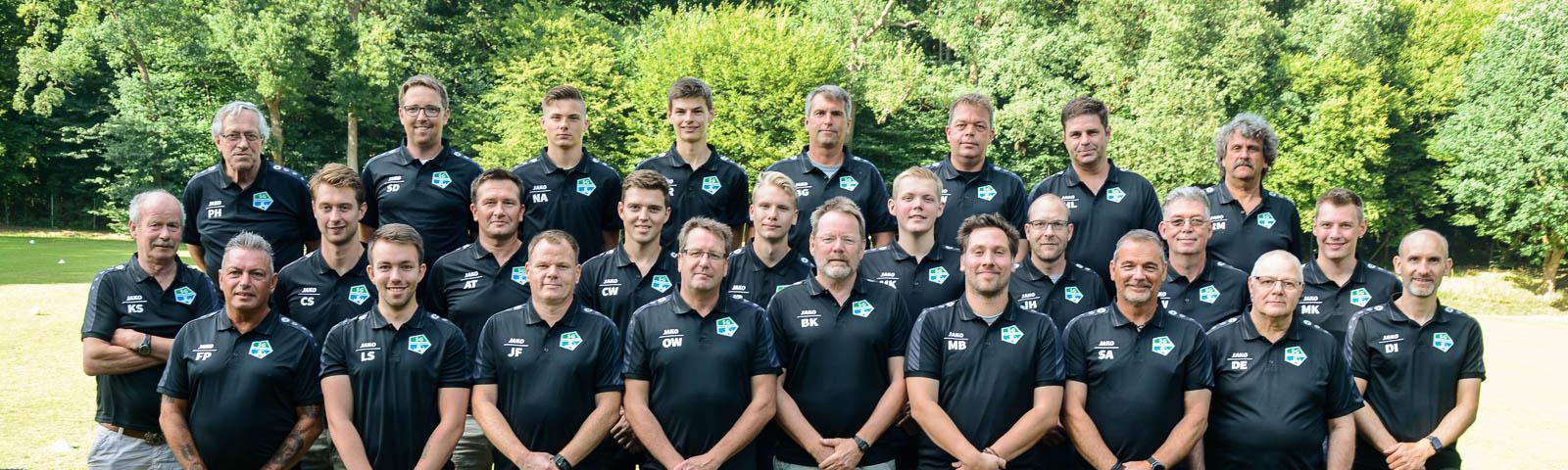 Unser Team für die kommende Saison