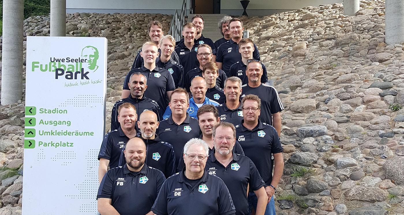 Trainertagung der SG Itzehoe.Oelixdorf