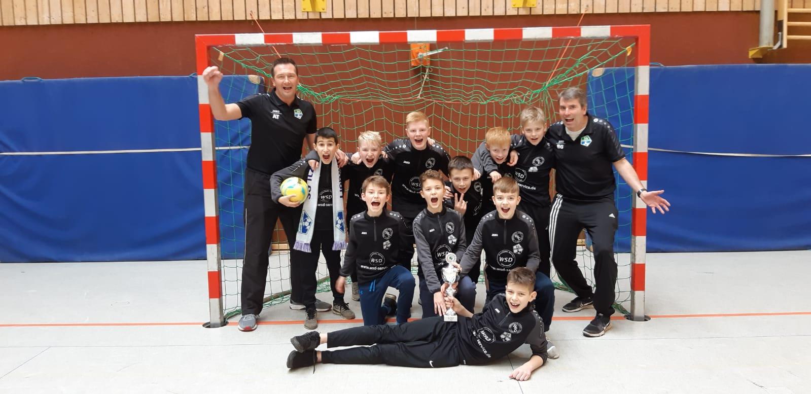 D-Junioren SG SC Itzehoe/Oelixdorf/Hohenaspe