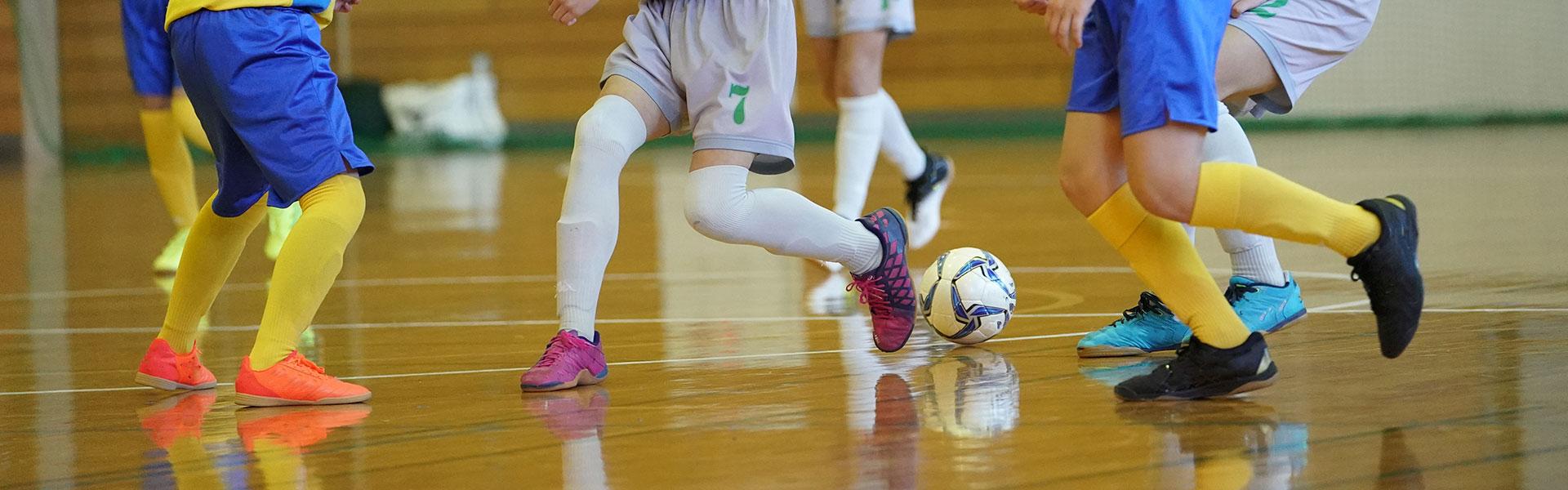 Großes Futsal-Turnier