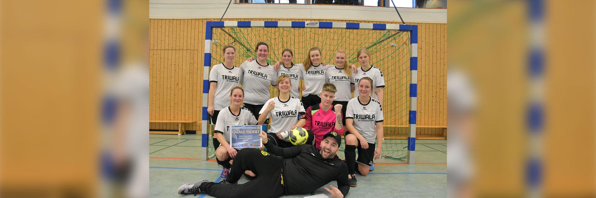 Riesenleistung unserer Fußball-Frauen!