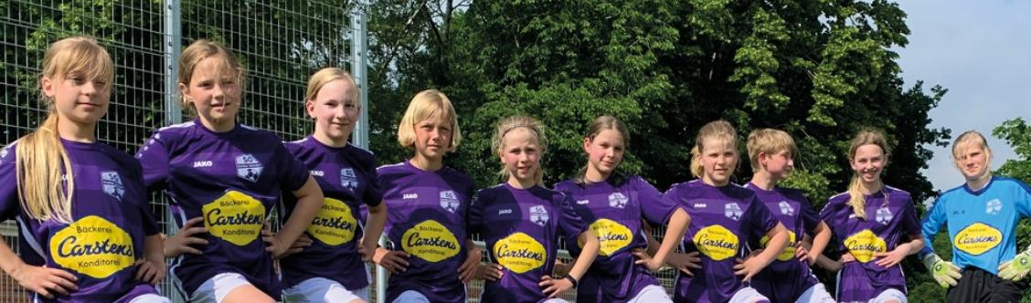 Mädchenfußball in den Sommerferien