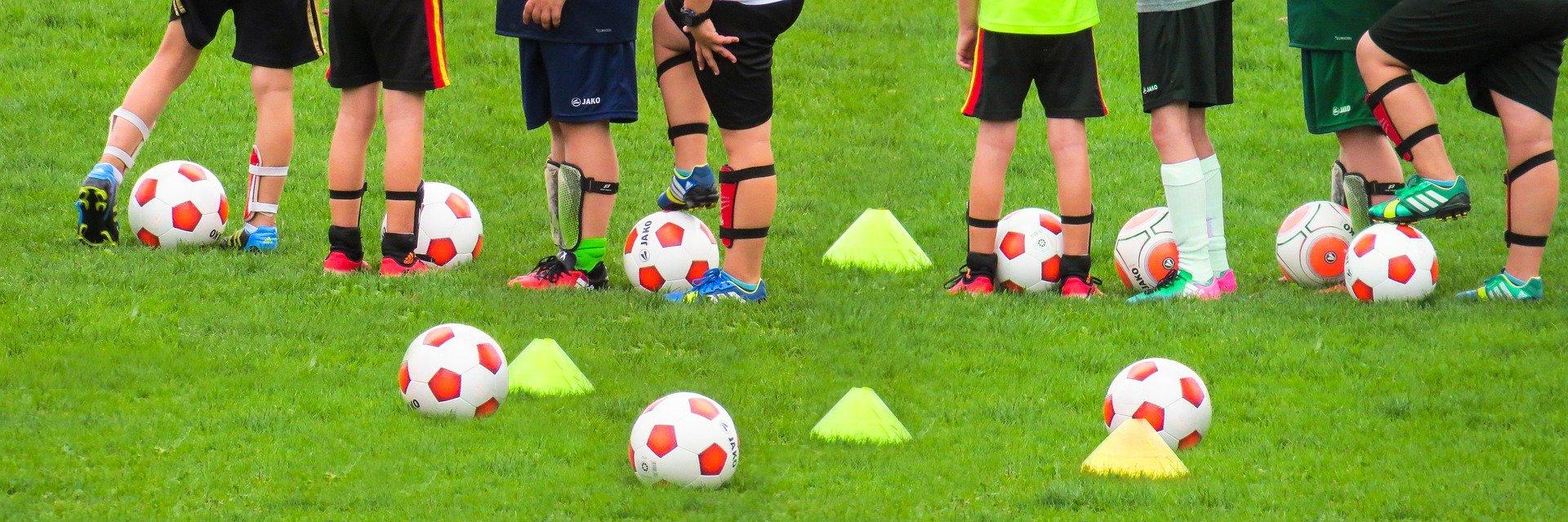 Die letzte Woche vor dem Fußballcamp