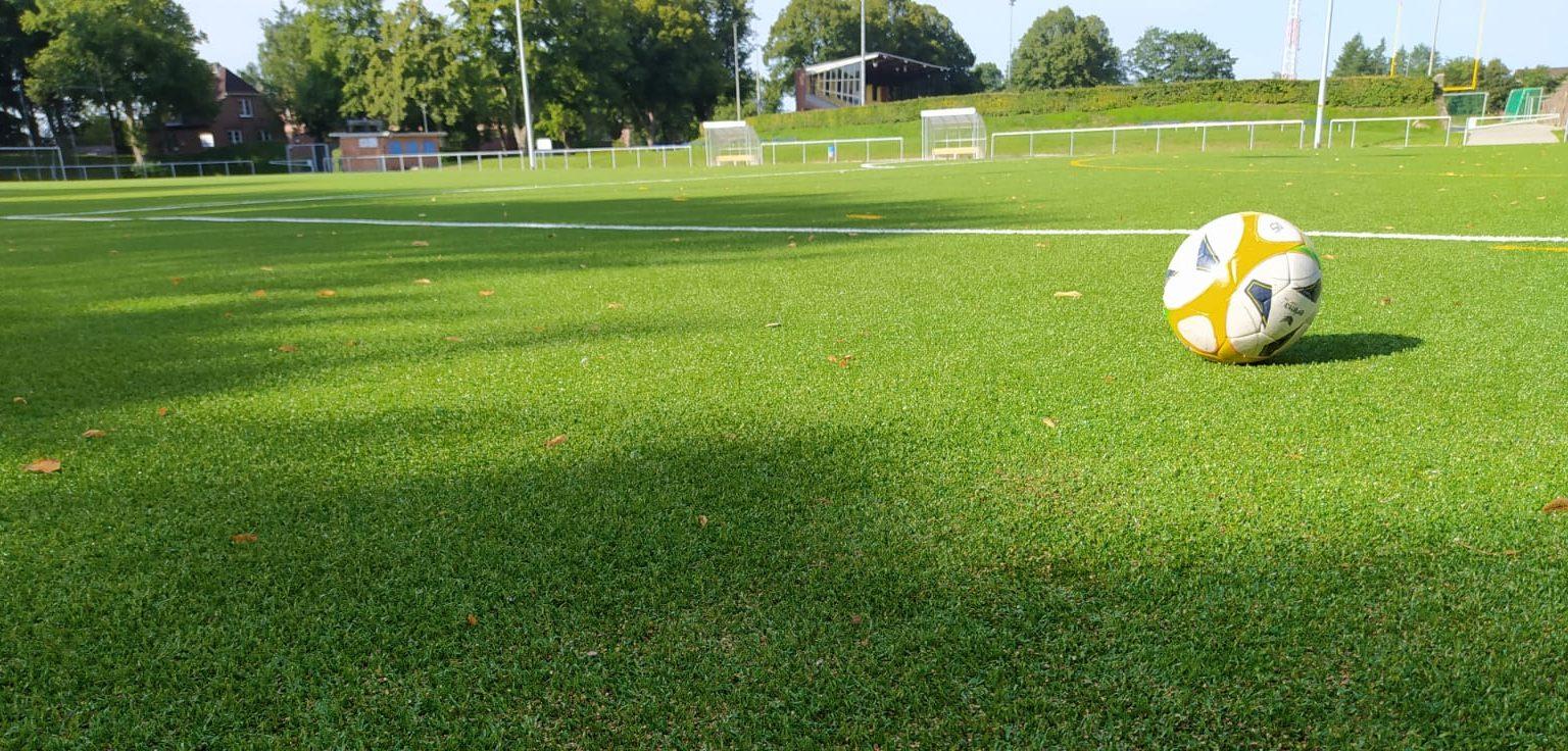 Unser Sommer- Fußball- Camp steht vor der Tür